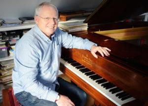 Composer Grant McLachlan